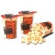Cinema Popcorn süß 24 x 0,5 l Becher / Tray