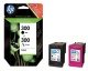 HP Tinte 300 Black und 300 Tri-colour Multi-Pack
