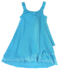Keedo Party Dress Tropical Teal