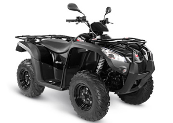 Kymco ATV MXU IRS 500i - Amsler Schweiz
