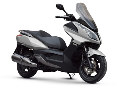 Kymco Downtown 125i Injection, Amsler Schweiz