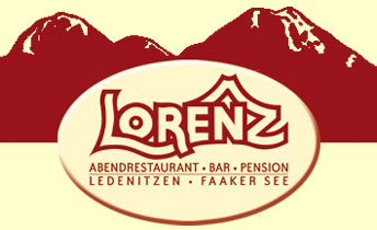 Abendrestaurant Lorenz - Bar - Pension