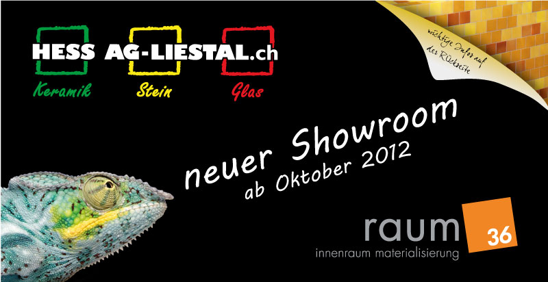 neuer Showroom