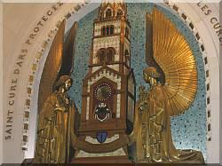 Herzreliquie des Hl. Pfarrers von Ars