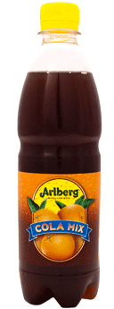 Arlberg Cola-Mix, 0.5 L PET - 1.20 CHF