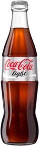 Coca-Cola Light, 0.33 L Glas - 1.30CHF