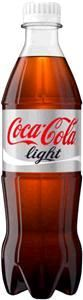 Coca-Cola Light, 0.5 L PET - 1.45 CHF