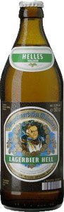 Augustiner Hell, 0.5 L Glas - 2.15 CHF