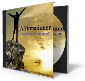 POWER Affirmationen Audio CD