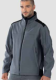 Workwear-Softshell-Jacke