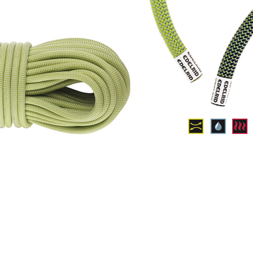 EDELRID Eagle 9,8mm