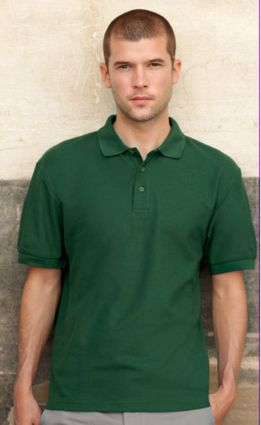 FRUIT OF THE LOOM Heavy Polo Herren