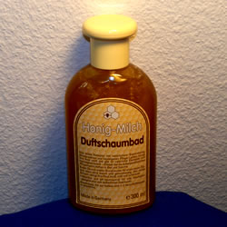 300ml. Honig-Milch Duftschaumbad