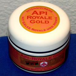 50ml. Api-Royale-Gold Intensivcreme mit UV-Filter