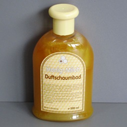 Honig-Milch Duftschaumbad