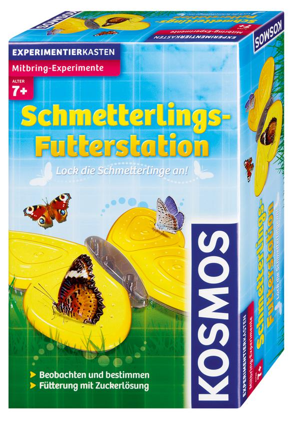 Kosmos Schmetterlings Futterstation