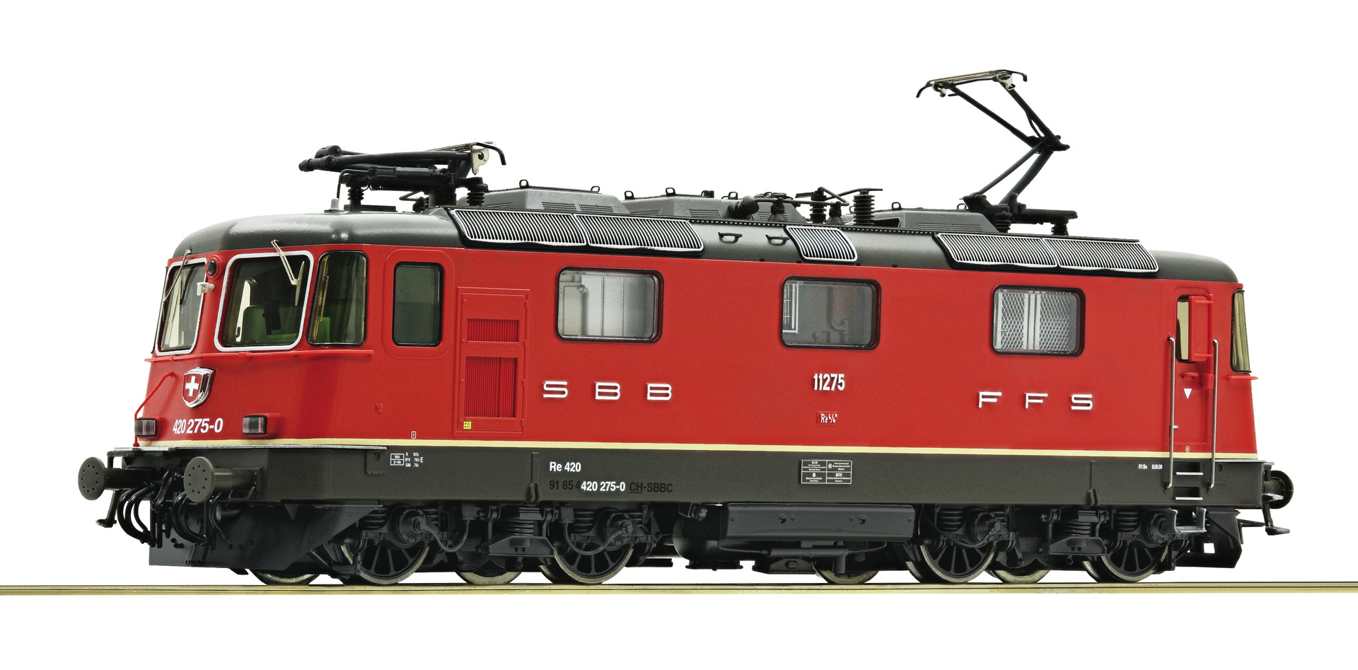 Roco 79251 - SBB Re 420, AC, digital mit Sound