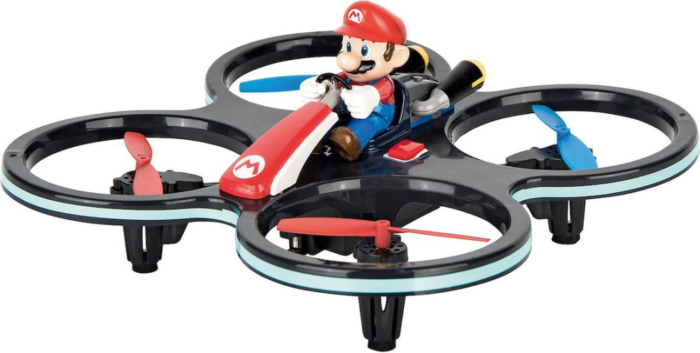 Carrera 03024, R/C Mini Mario-Copter 2.4 GHz