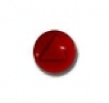 Tachyonisierte Energiezelle 13 mm rot