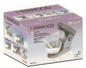 Kenwood Toy Chef silber