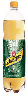 Schweppes Ginger Ale Pet EW Six Pack