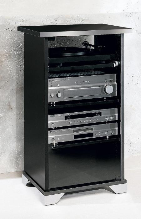balcar mu ba159 hifi rack design tv m bel bzw. Black Bedroom Furniture Sets. Home Design Ideas
