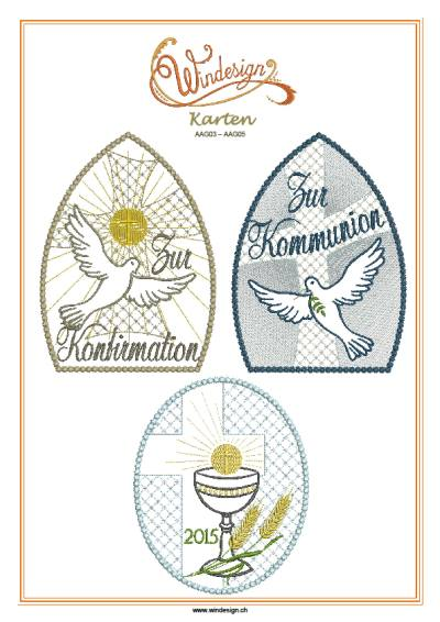 Konfirmation/Kommunion