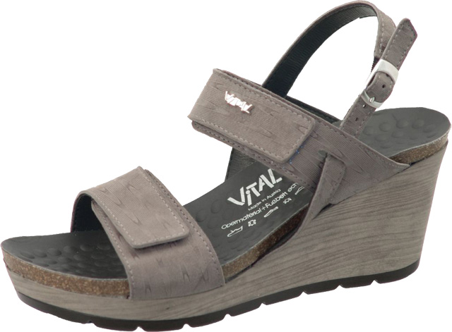 Vital Sophie 4214 Wave taupe