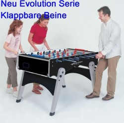 Garlando Foldy Evolution/Klappbare Beine