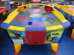 Wike&Ice Air Hockey ,Neuestes Modell Ovale Form
