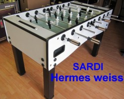 Sardi Hermes Farbe Weiss