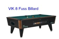 Viking Billard 8 Fuss