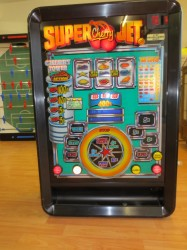 Geldspiel Super Cherry Jet