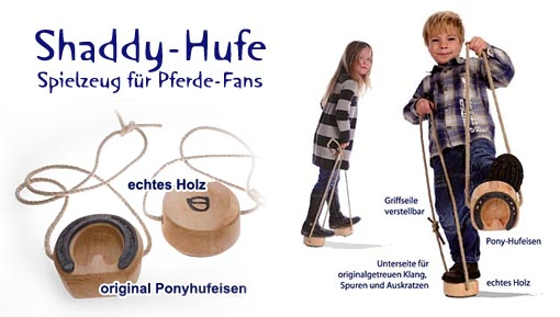 Shaddy-Hufe