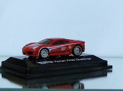 Hot Wheels Ferrari F 430 Challenge Nr. 14