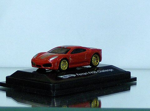 Hot Wheels Ferrari F 430 Challange