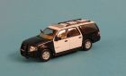 Ford Expedition Black & White emergency
