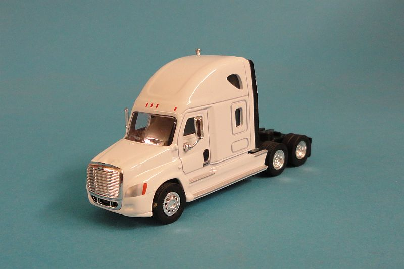 Freightliner Cascadia weiss