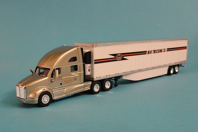 Kenworth T 700 May Trucking 53