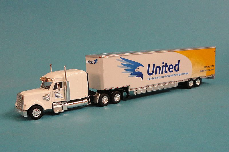 Freightliner Coronado MR United