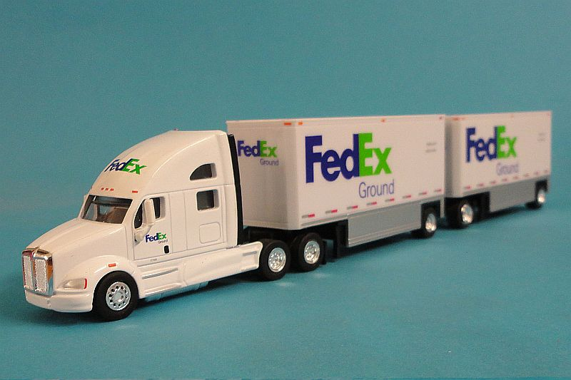 Kenworth T 700 Fedex