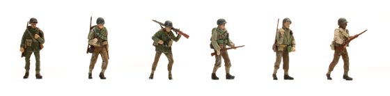 US Infantry 6 Fig.