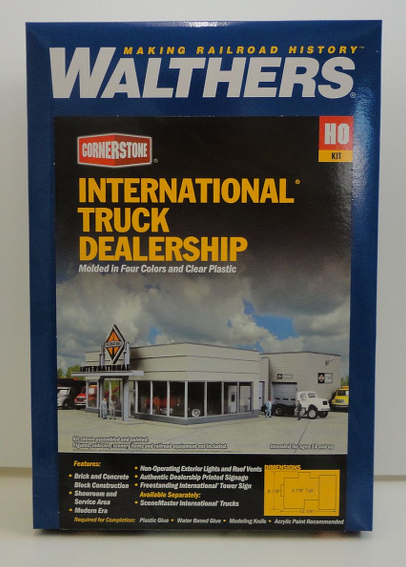 Wahlters Int. TruckDealer Ship
