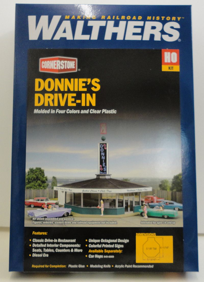 Walthers Donnies Drive IN