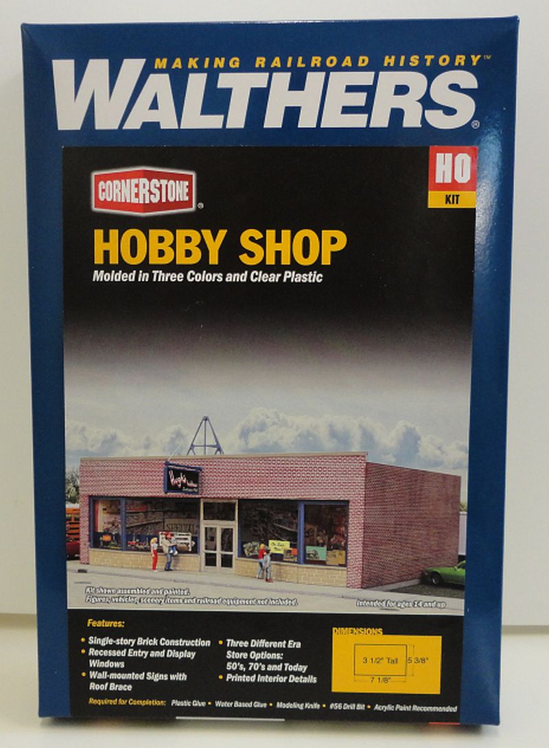 Walthers Hobby Shop