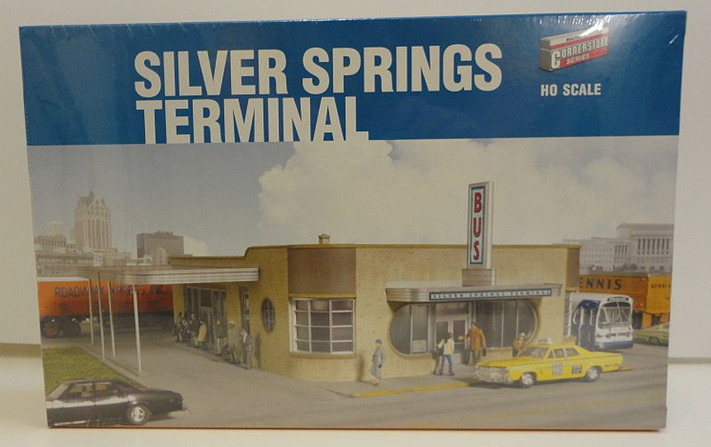 Walthers Silver Springs Bus Terminal