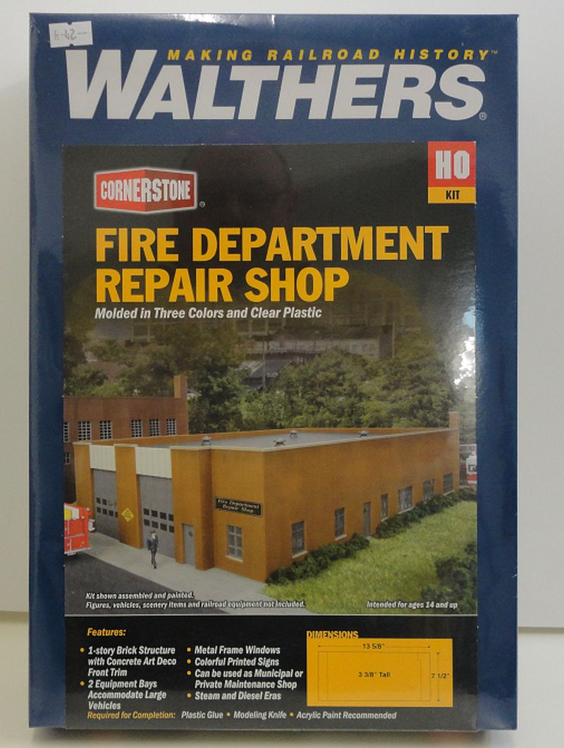 Wal. Repair Shopthers Fire Dep