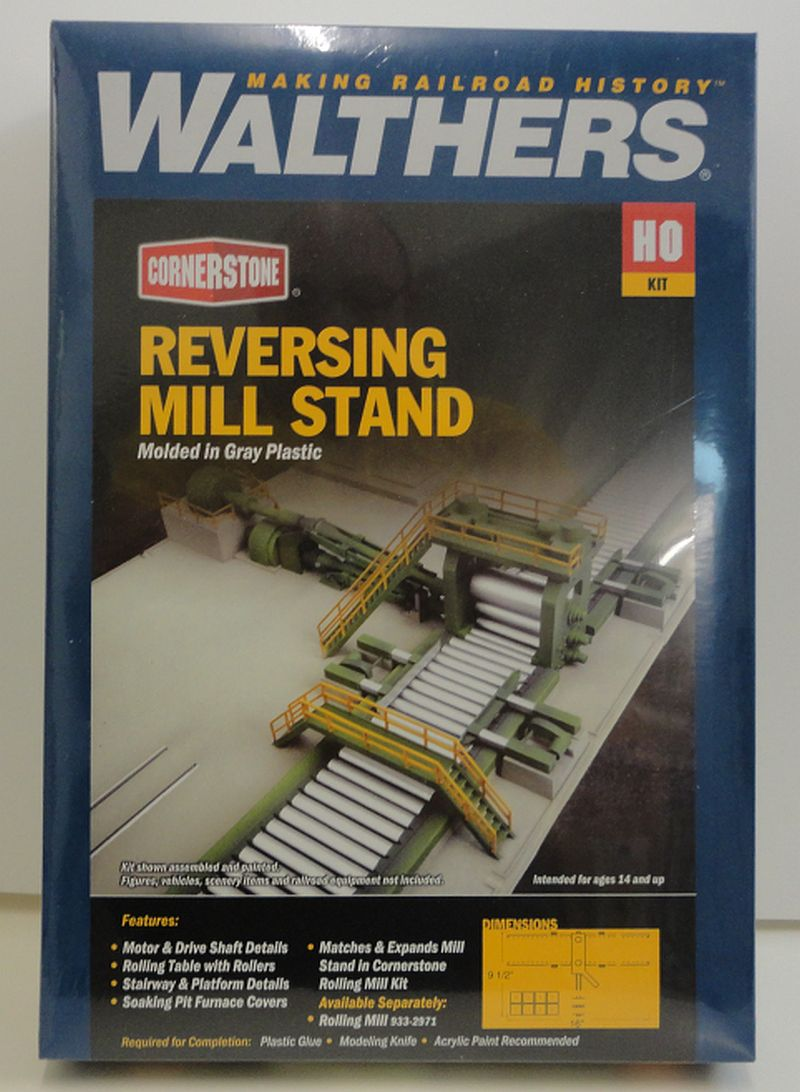 Walthers Reversing Mill Stand