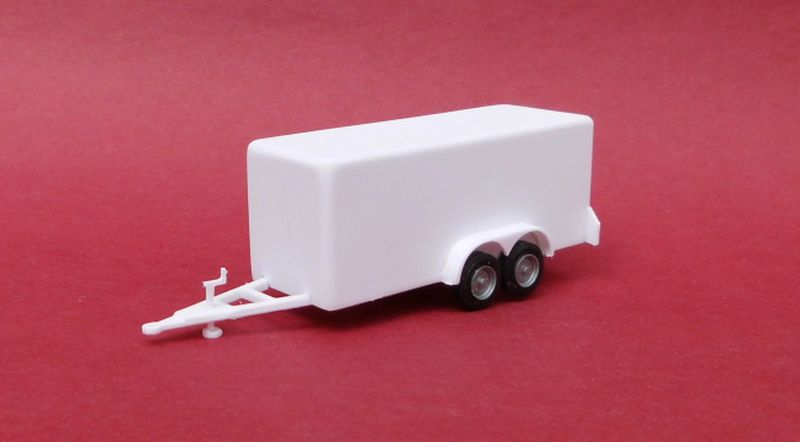 Type A Cargo Trailer 18ft.