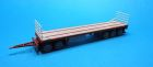 B-Double Flat-Top B Trailer  ohne  Dolly